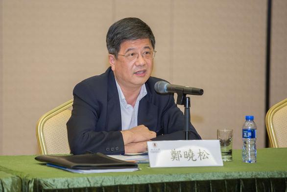 Đại diện Trung Quốc tại Macau té lầu chết do trầm cảm? - Ảnh 1.