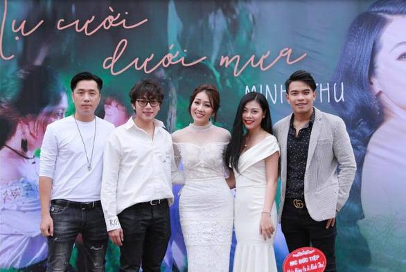 Minh Thu tự đạo diễn MV khiến đạo diễn Khải Hưng ngỡ ngàng - Ảnh 3.
