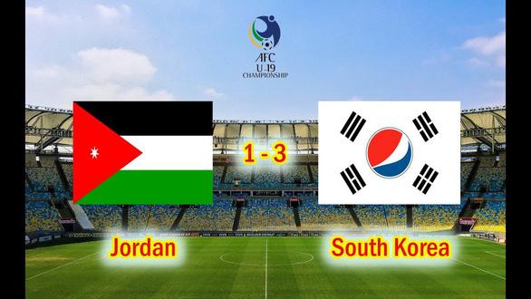 Ban tổ chức U19 phát nhầm quốc ca Hàn Quốc thành Triều Tiên - Ảnh 1.