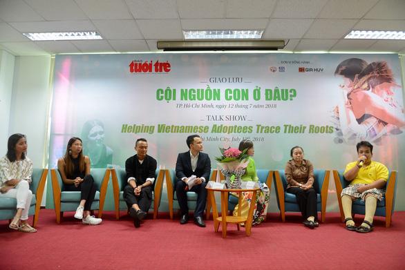 Cội nguồn con ở đâu: Tiếp nối hành trình giúp con nuôi gốc Việt - Ảnh 2.