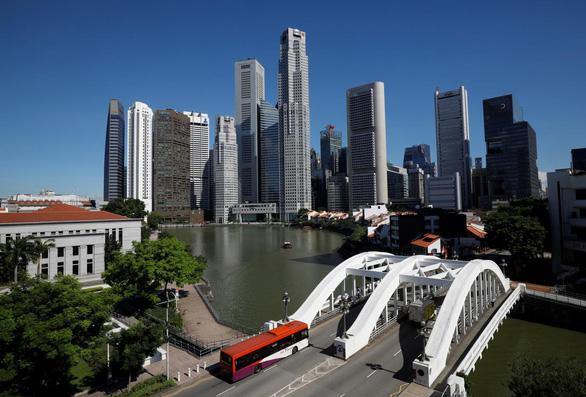 Singapore 'tung' cơ quan đầu tư hạ tầng cạnh tranh Trung Quốc - Ảnh 1.