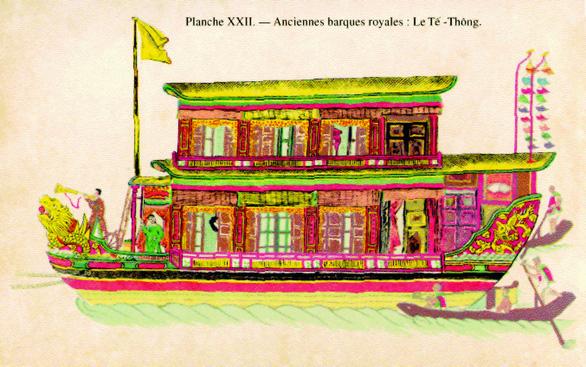 Sông Hương có du thuyền mới - Ảnh 4.