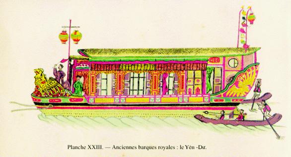 Sông Hương có du thuyền mới - Ảnh 5.