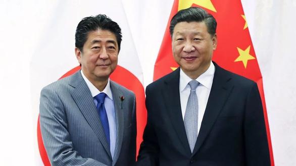 Nhật - Trung xích lại gần nhau - Ảnh 1.