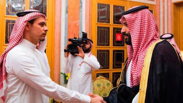 Báo Mỹ tiết lộ con nhà báo Khashoggi được bồi thường triệu đô - Ảnh 1.