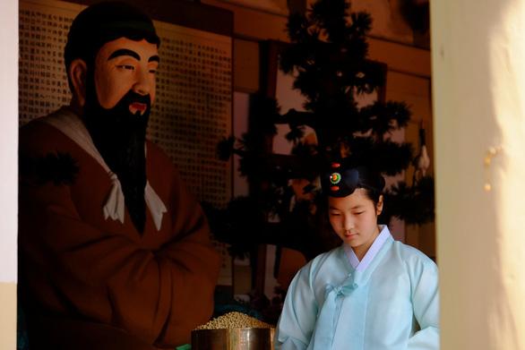 Vị vua trong truyền thuyết và giấc mơ thống nhất của người Triều Tiên - Ảnh 2.