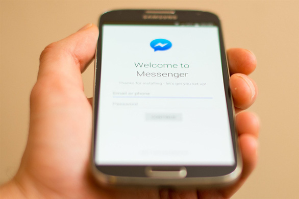 Facebook cải tiến chat Messenger - Ảnh 1.