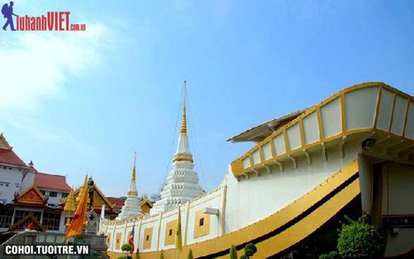 Tour Thái Lan 4 sao, siêu khuyến mãi - Ảnh 1.