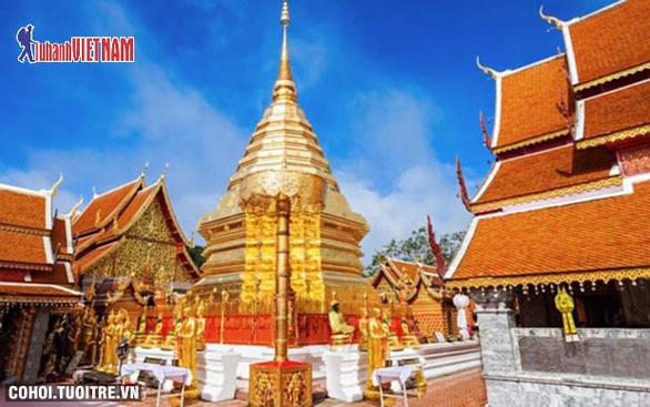 Khám phá Chiang Mai, Chiang Rai chỉ từ 6,9 triệu đồng - Ảnh 1.