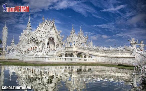 Khám phá Chiang Mai, Chiang Rai chỉ từ 6,9 triệu đồng - Ảnh 4.