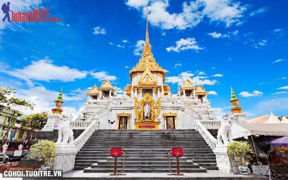Tour Thái Lan 4 sao, siêu khuyến mãi - Ảnh 5.