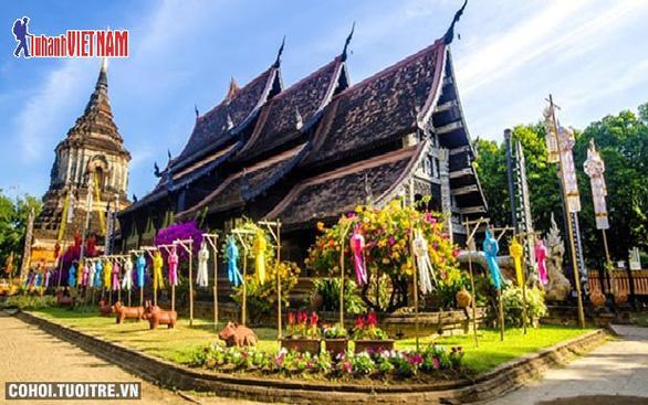 Khám phá Chiang Mai, Chiang Rai chỉ từ 6,9 triệu đồng - Ảnh 6.