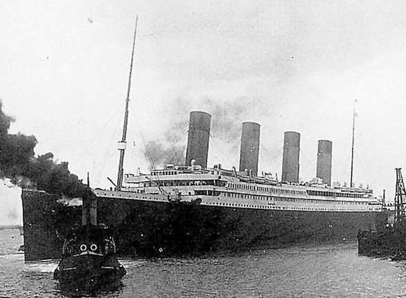Titanic 2 sắp có hành trình lịch sử như chuyến đi xưa - Ảnh 2.