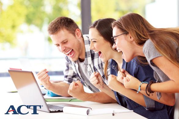 Xu thế ngành học STEM và lợi thế bài thi ACT - Ảnh 2.