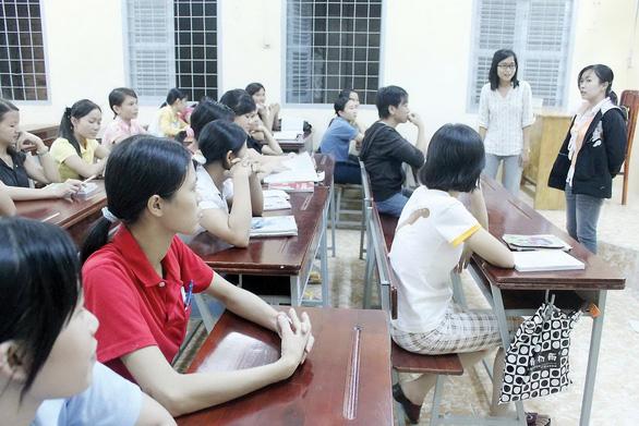 Đóng cửa phòng học một mình,  sinh viên dễ bị buộc thôi học - Ảnh 1.