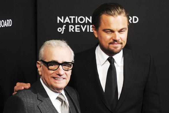 Cặp đôi vàngLeonardo DiCaprio và Martin Scorsese tái hợp - Ảnh 1.