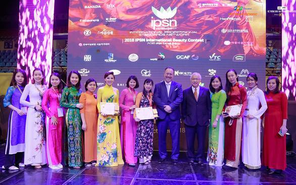 Việt Nam đạt ngôi Á quân cuộc thi Thẩm mỹ – Làm đẹp tại Hàn Quốc - Ảnh 3.