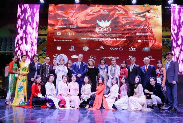 Việt Nam đạt ngôi Á quân cuộc thi Thẩm mỹ – Làm đẹp tại Hàn Quốc - Ảnh 4.