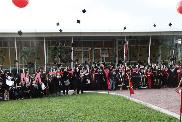 Trải nghiệm học tập quốc tế tại RMIT Việt Nam - Ảnh 1.