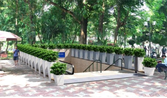 Ga ngầm C9: Hà Nội tọa đàm, Bộ Văn hóa - thể thao và du lịch cũng sắp thu thập ý kiến - Ảnh 2.
