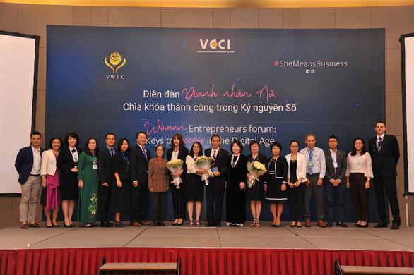 4/5 phụ nữ Việt mong muốn mở doanh nghiệp - Ảnh 1.