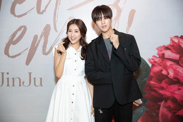 Shin Jin Ju - cô gái Hàn Quốc hát tiếng Việt cực ngọt - Ảnh 5.