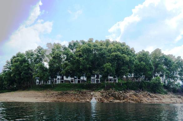 Cuối tuần đi ngắm hồ Phú Ninh mùa nước cạn - Ảnh 10.