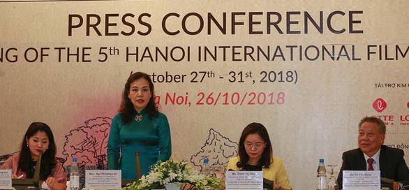 Ngôi sao phim Chúa nhẫn dự Liên hoan phim Quốc tế Hà Nội 2018 - Ảnh 3.