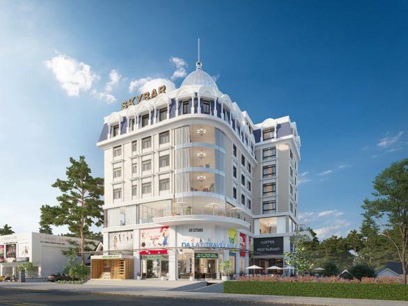 Đầu năm 2019 Đà Lạt khai trương trung tâm thương mại chuyên biệt - Ảnh 1.