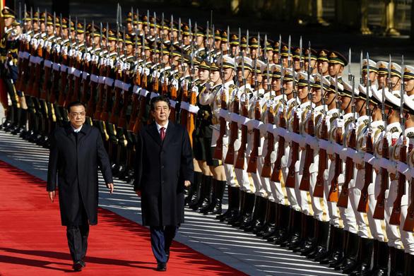 Trung - Nhật ký thỏa thuận 30 tỉ USD tại 'bước ngoặt lịch sử' - Ảnh 2.