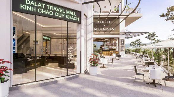 Đầu năm 2019 Đà Lạt khai trương trung tâm thương mại chuyên biệt - Ảnh 4.