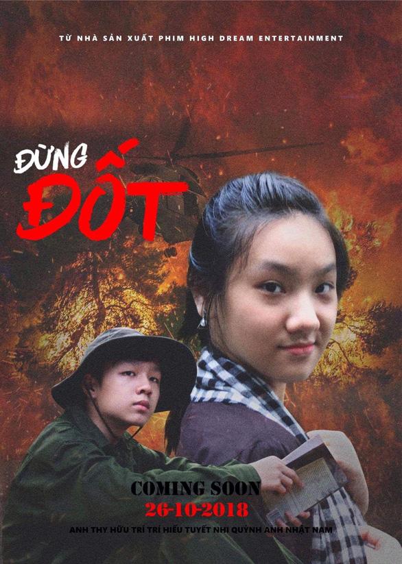 Học sinh cấp 2 làm phim để… học văn - Ảnh 4.