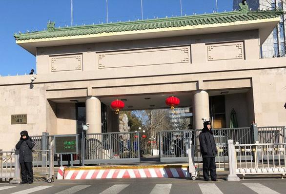 Trung Quốc sửa luật để xử vắng mặt tội phạm tham nhũng, khủng bố - Ảnh 1.