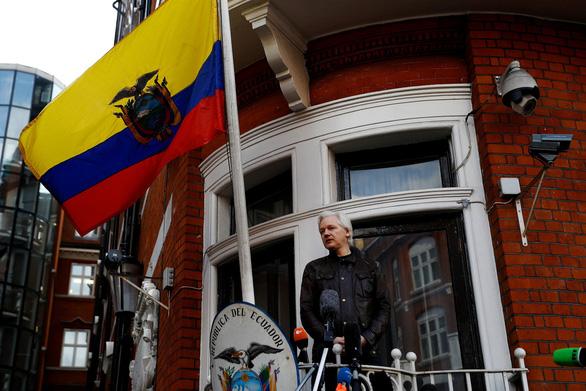 Nhà sáng lập WikiLeaks sẽ ra đầu thú nếu không bị dẫn độ về Mỹ - Ảnh 2.