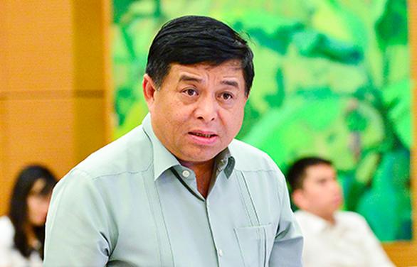 Bộ trưởng Nguyễn Chí Dũng: Thu nhập bình quân chỉ tăng 150 USD mỗi năm - Ảnh 1.