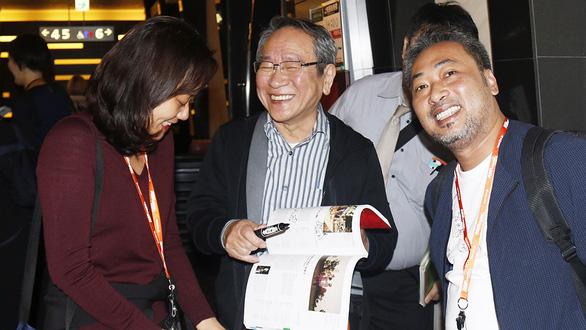 Song Lang - Phim về cải lương chiếu ở Tokyo - Ảnh 4.