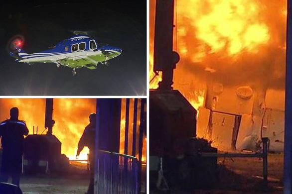 Tỉ phú Vichai có mặt trên trực thăng phát nổ - Ảnh 1.