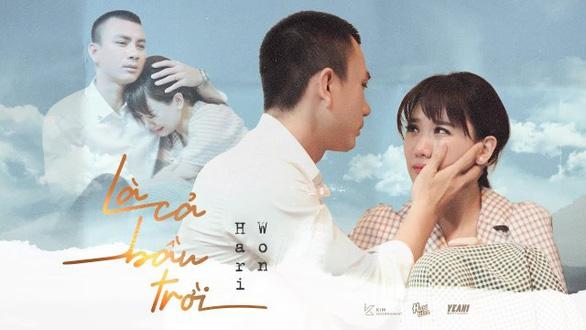 Hari Won bất ngờ trình làng phim ngắn Là cả bầu trời - Ảnh 3.