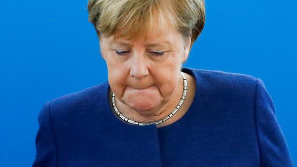 Bà Merkel sẽ thôi làm thủ tướng Đức vào năm 2021 - Ảnh 1.
