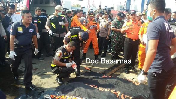 Rơi máy bay tại Indonesia: Xác định vị trí hai hộp đen - Ảnh 4.