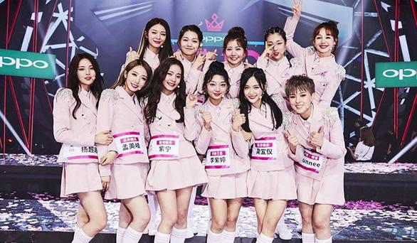 Nhóm nhạc mới của Trung Quốc 'hứng đá' vì đạo nhái K-pop - Ảnh 1.