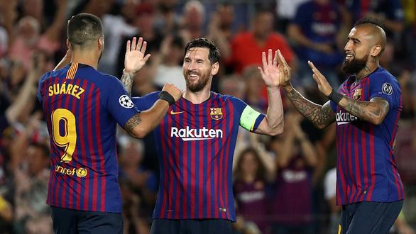 Barca sẽ khác ở Champions League? - Ảnh 1.