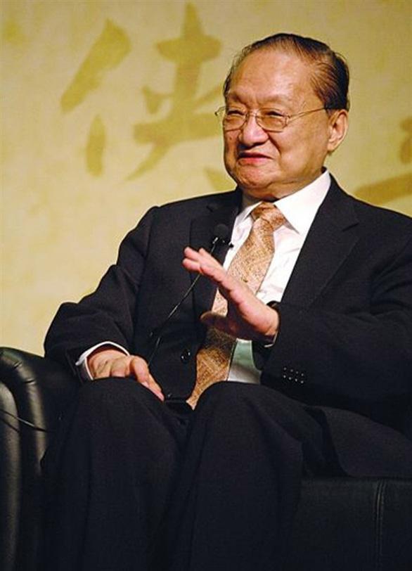 Tác giả võ hiệp Kim Dung qua đời ở tuổi 94 - Ảnh 3.