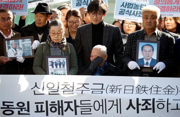 Tokyo nổi giận vì Hàn Quốc tuyên phạt công ty Nhật - Ảnh 3.