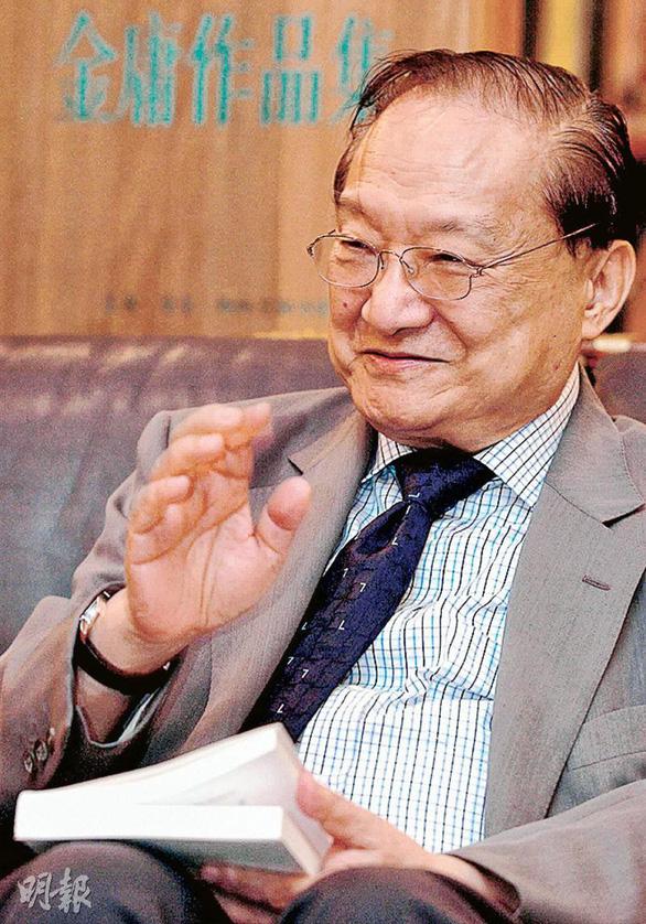 Đại hiệp Kim Dung tung hoành giang hồ hơn nửa thế kỷ như thế nào? - Ảnh 2.