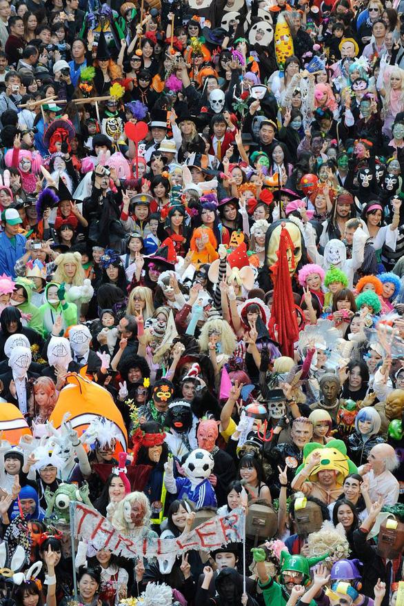 Các lễ hội Halloween độc đáo trên thế giới - Ảnh 3.