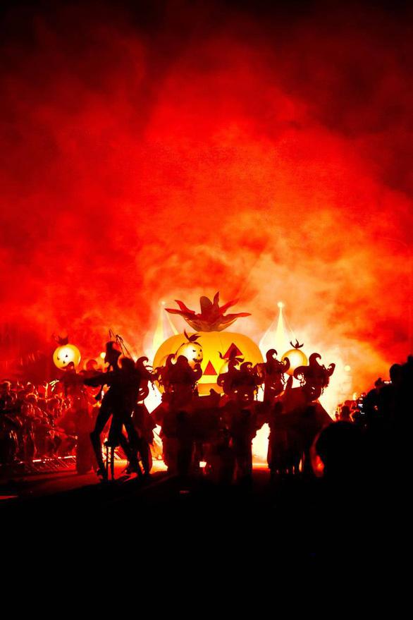 Các lễ hội Halloween độc đáo trên thế giới - Ảnh 5.