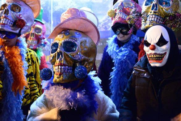 Các lễ hội Halloween độc đáo trên thế giới - Ảnh 6.