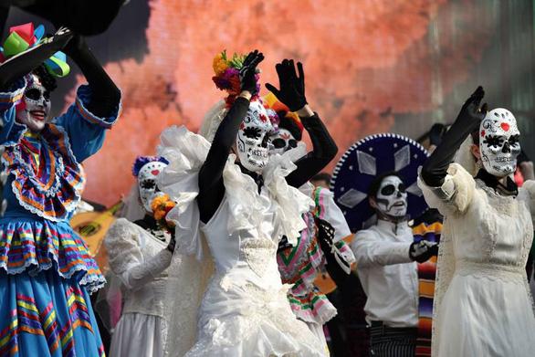 Các lễ hội Halloween độc đáo trên thế giới - Ảnh 8.
