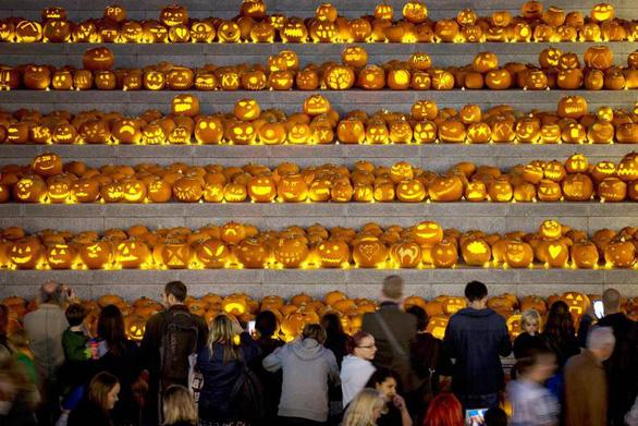 Các lễ hội Halloween độc đáo trên thế giới - Ảnh 9.